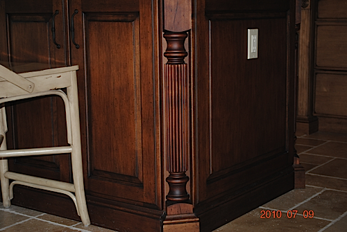 Old World Galleries Signature Kitchen Melbourne Specializing In Custom Cabinets Melbourne Fl